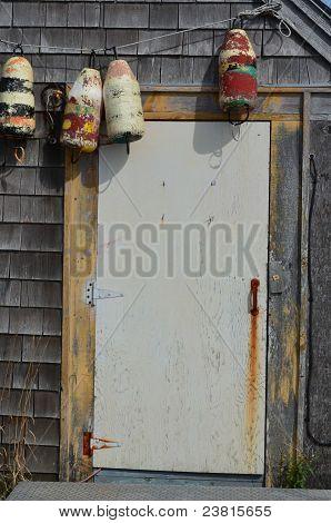 Seaside door