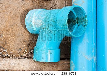 Drainage Pipes And Fittings.