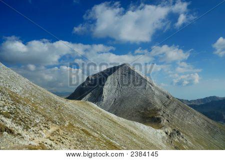 Peak Vihren, Bulgaria