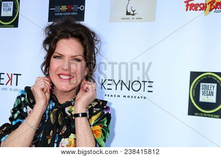 LOS ANGELES - APR 25:  Kira Reed Lorsch at the NATAS Daytime Emmy Nominees Reception at Hollywood Museum on April 25, 2018 in Los Angeles, CA