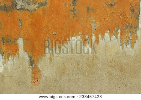 Abstract Colors. Old Painted Wall. Wall Texture Background.wall Texture Grunge Background With A Lot