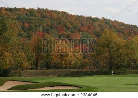 Fall Golf