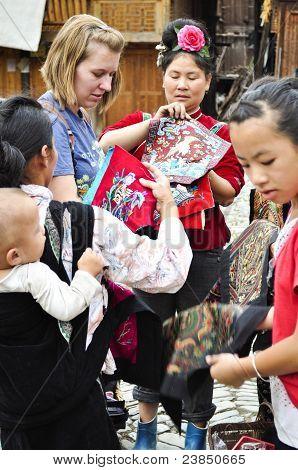 Tourist In China