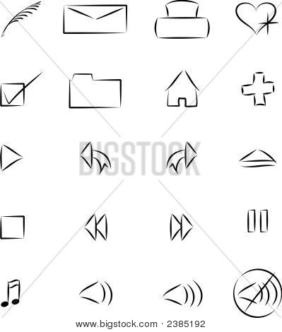Sketch Icons.Eps