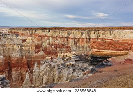 Magical Canyon In The Navajo Land