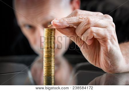 The Stacking Coins