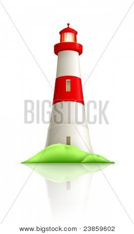 Lighthouse, vector