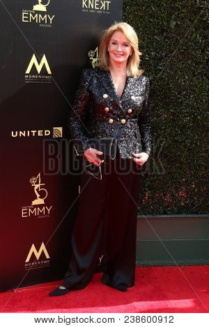 LOS ANGELES - APR 29:  Deidre Hall at the 45th Daytime Emmy Awards at the Pasadena Civic Auditorium on April 29, 2018 in Pasadena, CA