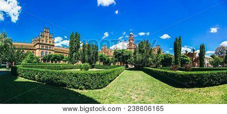 Chernivtsi National University - Yuriy Fedkovych Chernivtsi National University Is The Leading Ukrai