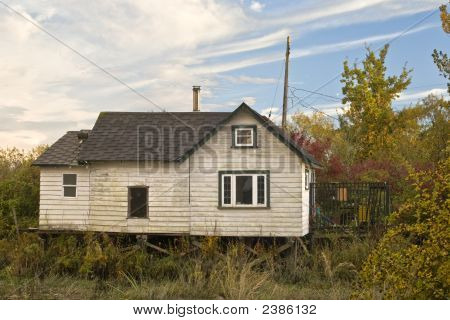 Old House On Finn Slough