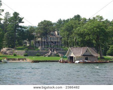 Lakefront Estate