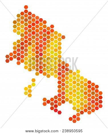 Skyros Greek Island Map Vector Vector Photo Bigstock