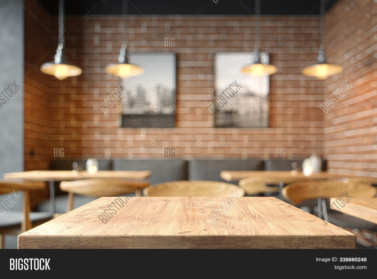 Picture of: Empty Coffee Table Image Photo Free Trial Bigstock