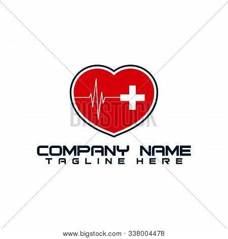 Medical Logo, Cross Logo, Medical Center Logo, Health Symbols, Heart Logo, Health Logo, Doctor Logo,