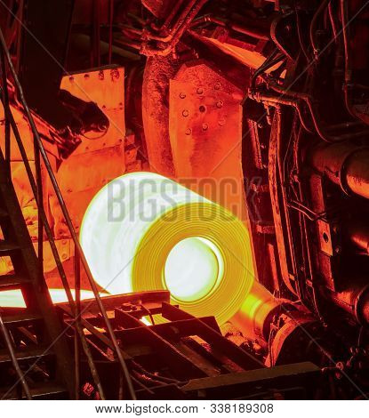Ferrous Metallurgy, Iron And Steel Factory, Manufacture Of Pig-iron