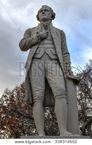 Alexander Hamilton - New York City