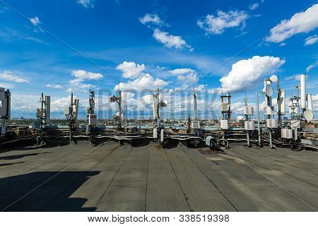 Telecommunication Data Equipment , Radio Panel Antennas, Outdoor Remote Radio Units, Power Cables, C