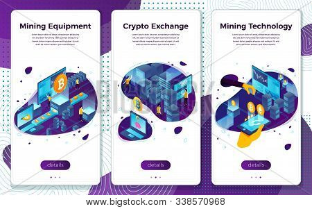 Vector Crypto Currency Mine, Equipment, Change Set