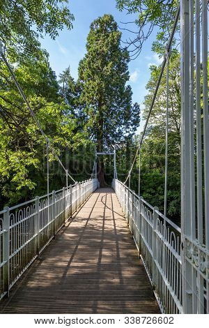Bridge To Ness Islands