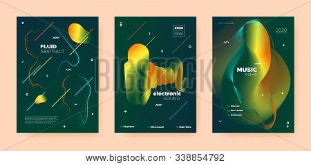 Trance Music Poster. Abstract Gradient Blend. Disco Club Festival. Dj Concert. Orange Electro Music Poster. Yellow Wave Gradient Blend. Night Club Festival. Dj Sound. House Music Poster. poster