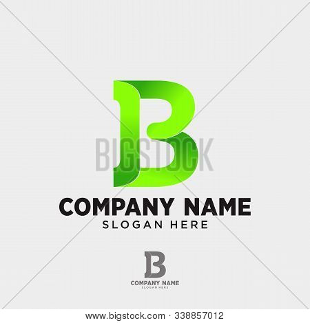 B Logo, B Logo Design, Initial B Logo, Circle B Logo, Real Estate Logo,  Letter B Logo, Creat Save D