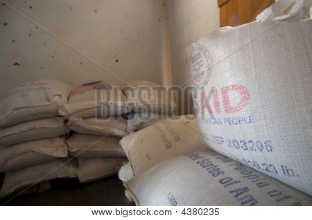 Food Aid In Zimbabwe