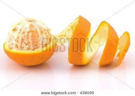 Orange Pealed
