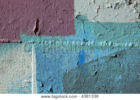 Patchwork Wall Colors