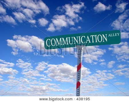 Communication Alley