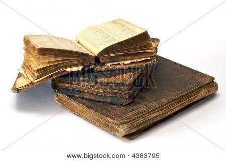 Old Open Religious Books
