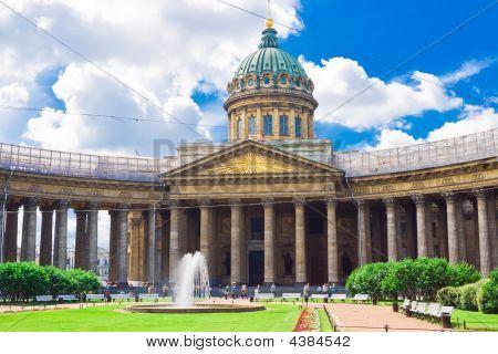 Kazan Cathedral, Saint Petersburg