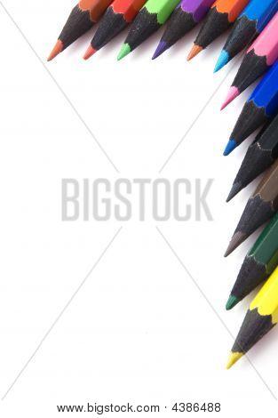 Crayon Frame  Half