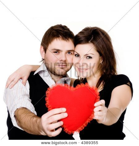 Couple With Heart