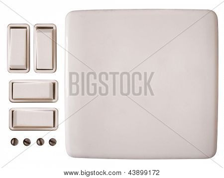 Photo of Wallplate kit
