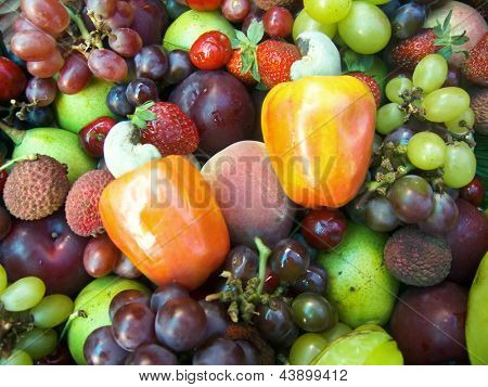 Photo of Tropical fruits