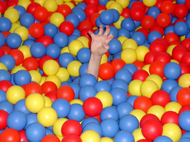 Buried In Balls