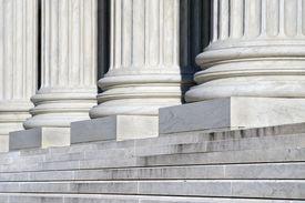 Supreme Court Steps