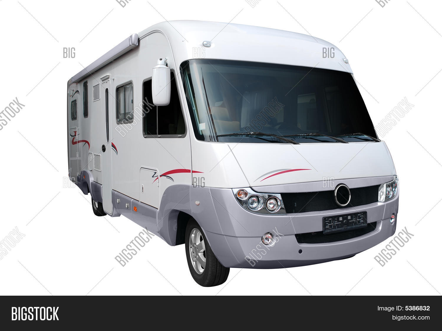 Rv Truck Front Image Photo Free Trial Bigstock