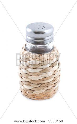 Country Style Salt Shaker (saltcellar)