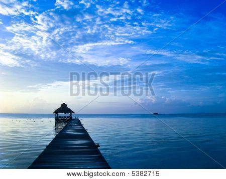 Ambergris Caye Sunrise