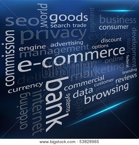 Vector E-commerce Cloud
