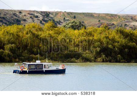 River Boat Captain