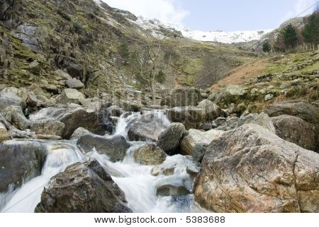 Mountain River, Lake District