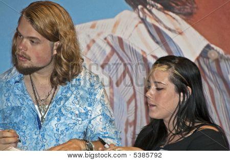 Caitlin And Will - Cma Music Festival 2009