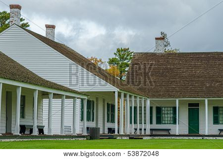 Officer Quarters, Fort Wilkins