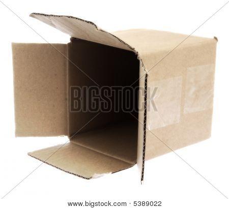 Empty Cardboard Box
