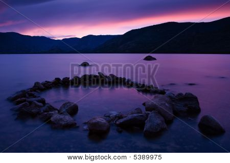 Natural Spa At Sanabria Lake, Spain