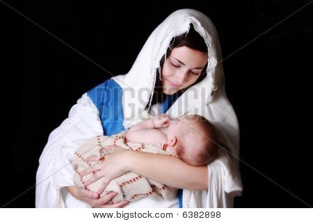 Mary with Jesus