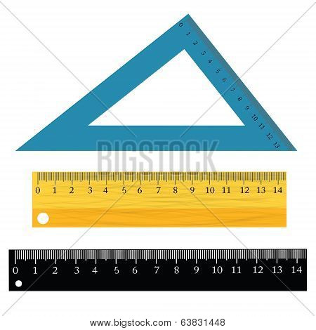 Set Of Rulers