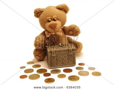 Teddy Bear& savings